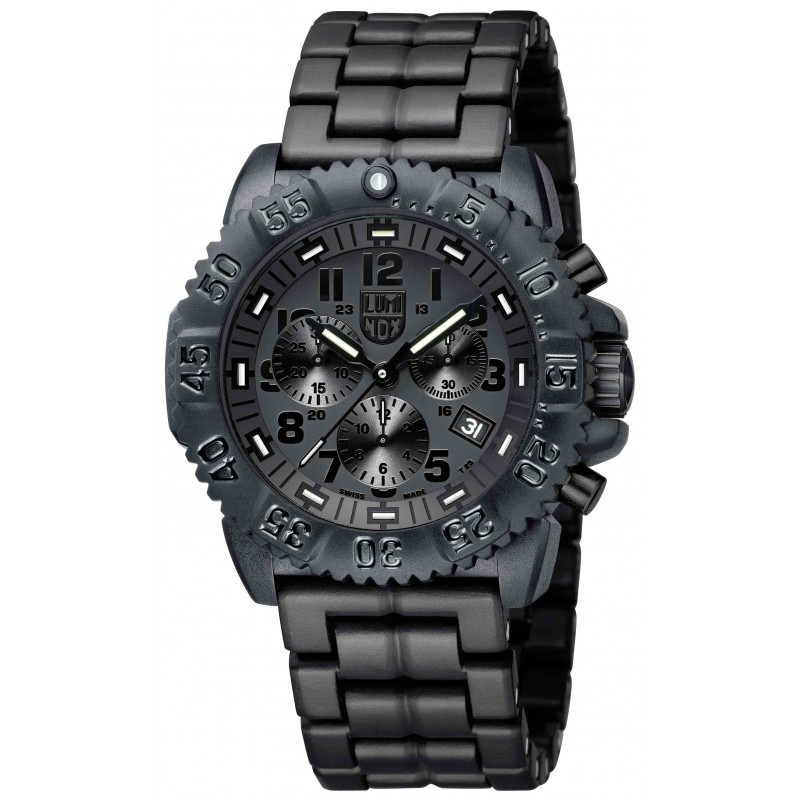 Luminox klocka Colormark Chronograph 3082.BO