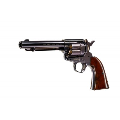 Colt Single Action Army 45, blue 4,5mm