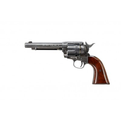 Colt Single Action Army 45, antique finish 4,5mm diabolo